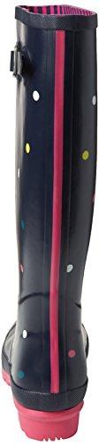 Blue Spot Botas Para Joules Wellyprint Mujer De multi Agua TCY8qSRw