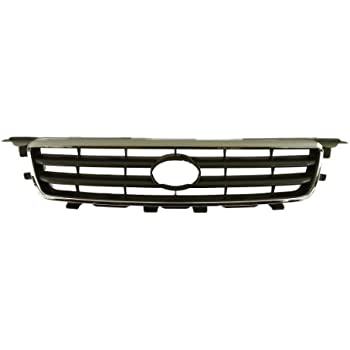 IPCW CWG-GR2307C0 Inner Gray Replacement Grille