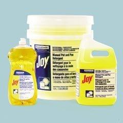 Lagasse Joy Dish Detergent - PGC 45114CS - 8 Each / Case by Lagasse