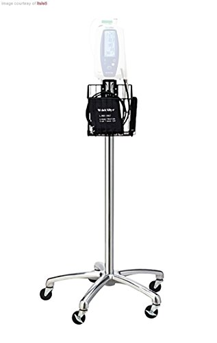 Lxi Spot Vital Signs (Mobile Stand for Spot Vital Signs Monitor By Welch-allyn)
