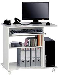 RASANTI Computertisch Office von Maja Wei/ß Wei/ß