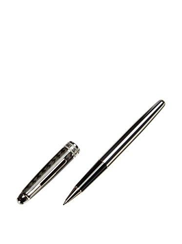 Montblanc Meisterstuck Carbon Steel Rollerball Pen 5833