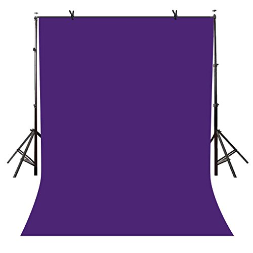 Lyly County 5x7ft color of the year 2018 Backdrop Purple Non-woven Backdrop Ultra Violet Backdrops Solid Color Background Pantone 18-3838 Backdrop LY078