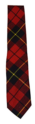 Polo By Ralph Lauren 100% Wool Mens Red Striped Tie by Polo Ralph Lauren