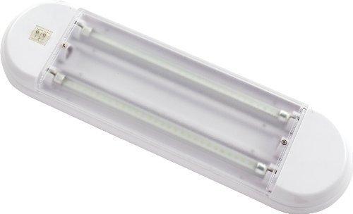 Gold Stars F3528012 Natural White LED Tube Light Fixture