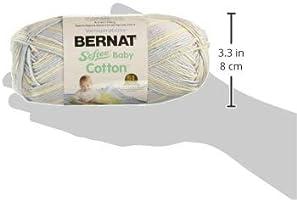 Bernat Softee Baby Cotton Yarn-Rainstorm Variegated