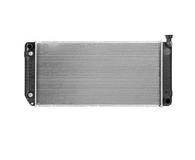 MAPM Premium Quality RADIATOR; FOR 5.0L V8 WITH MANUAL TRANSMISSION; WITH ENGINE OIL by Make Auto Parts Manufacturing