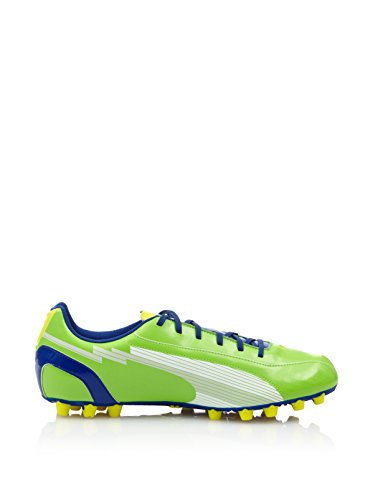 Puma Sneaker Evospeed 5 Ag Verde/Bianco/Blu It 45 (Uk 10,5)