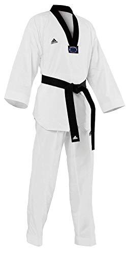adidas Taekwondo Dobok, Black-V (5/190cm)
