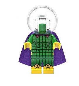 Spiderman Collector Costumes (Mysterio mini figure building blocks compatible figure classic costume, Spiderman)