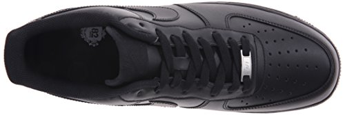 Men Black Force Sports Shoes NIKE 001 Black Black '07 air 1 1Sw64q