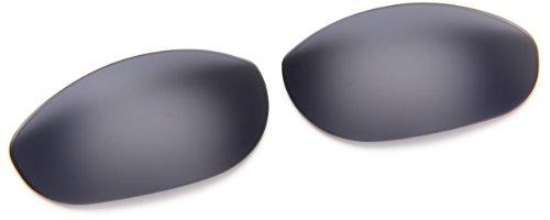 Oakley Monster Dog 13-557 Polarized Rimless Sunglasses,Grey Lens,One Size