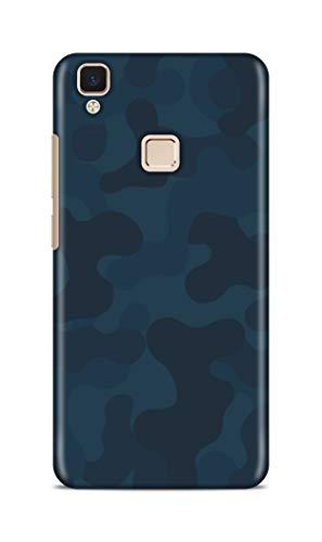Shengshou Mobile Back Cover for Vivo V3 Military Army Pattern ABC348M37317