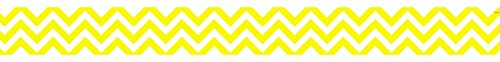 - Creative Teaching Press Borders Chevron Border, Ctp Yellow (01751)