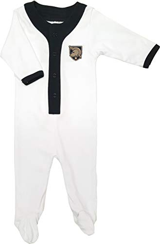 Future Tailgater Army Black Knights Baby Athletic Playsuit