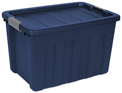 "HomyDelight Storage Container - 25 Gallon 68 lbs 27"" 17"" 18."