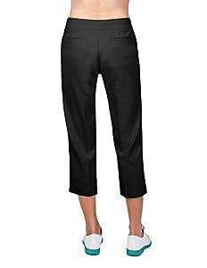Tail Activewear Women's Classic Capri 18 Black