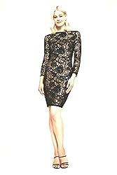 Short Sequin Burnout Velvet Dress
