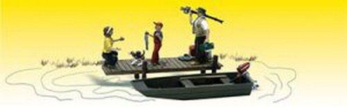 - Woodland Scenics N Family Fishing WOOA2203