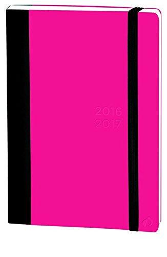 Quo Vadis Large Soft&Color - Agenda escolar, color rosa