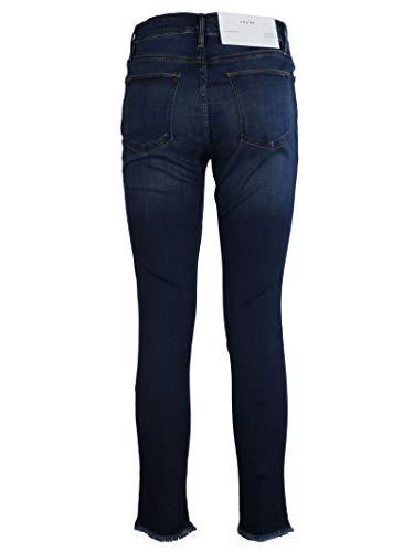 Donna FRAME Blu Cotone LHSKTR184 Jeans g1gwcqRTx