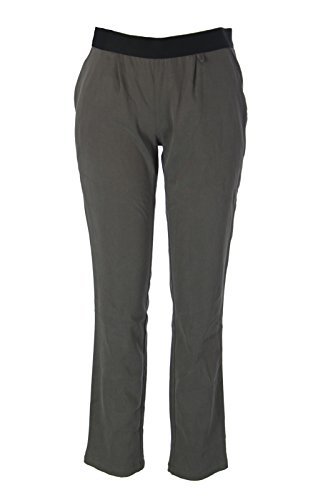 Surface to Air Women's Jimmys Trousers 34 Shiny Anthracite