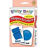 : Brainy Baby Shapes & Colors Flashcards