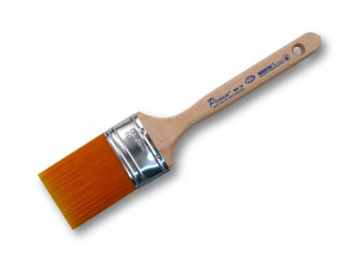 Straight Paint Brush - Proform Technologies PIC4-2.5 2-1/2-Inch Picasso Oval Straight Cut Paint Brush