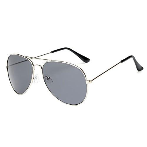 cf1a8f1206 BOZEVON Gafas de sol Retro de los Anteojos del vintage de la Mariposa del  Metal de
