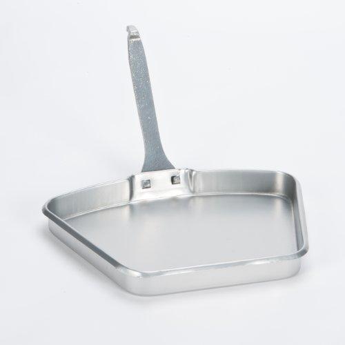 Inglenook Steel Ash Pan & Handle For Under 16'' Grate, Fire172 & 173 by Inglenook