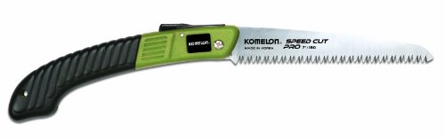 Komelon Speed Cut Pro Folding Pruning Saw, 7-Inch