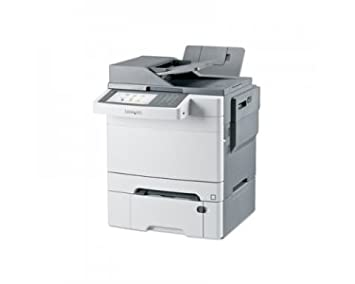 Lexmark Impresora láser Color X548DTE Lexm multifunción Reseau - 4 ...