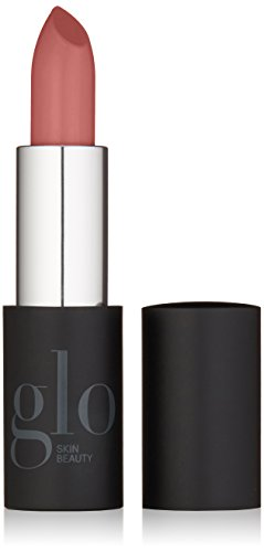 Glo Skin Beauty Lipstick in Rose Petal – Mid-Toned Rose | Creamy Long Lasting Lip Stick, 20 Shades