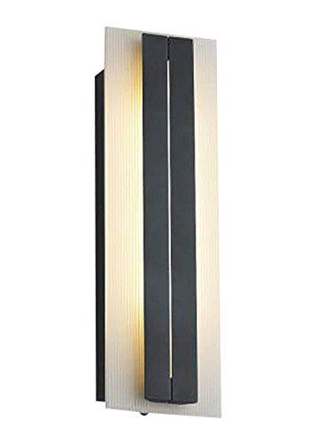コイズミ照明 人感センサ付ポーチ灯 マルチタイプ ダークグレーメタリック塗装 AU42330L B00Z51BRV0