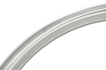 Coker Tire 3005-14 Trim Ring 14 Inch Hot Rod Smooth by Coker Tire (Image #1)
