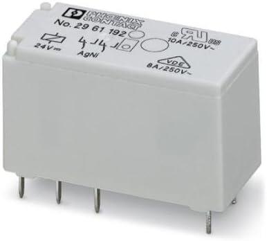 Phoenix Contact REL-MR 24DC//21-21 Printrelais 24 V//DC 8 A 2 Wechsler 1 St.