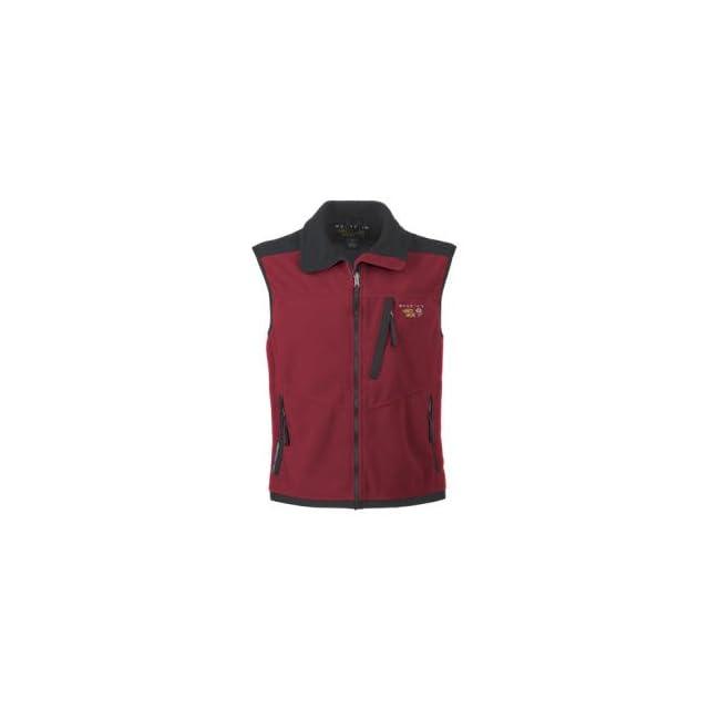 Mountain Hardwear Windstopper Tech Vest (Spring 2010)   Mens