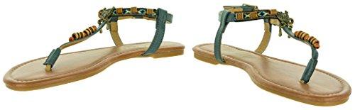 Beppi Women's Fashion Sandals Blue Blue Au7oZa