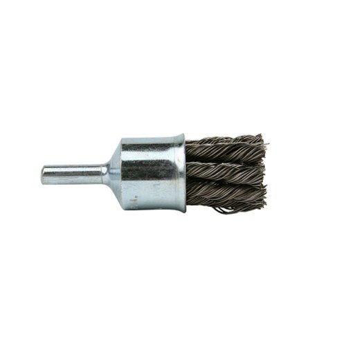 (Lincoln Electric KH281 Knotted End Brush, 20000 rpm, 3/4