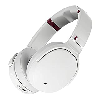 Skullcandy Venue ANC Wireless Active Noise Canceling Over-Ear Headphones, White/Crimson (S6HCW-L568) (B07H4XGX16) | Amazon price tracker / tracking, Amazon price history charts, Amazon price watches, Amazon price drop alerts