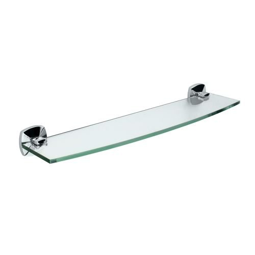 Gatco 4146 Jewel Glass Shelf, Chrome by Gatco (Image #2)