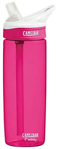 CamelBak Eddy Water Bottle, 0.6 L, Dragonfruit