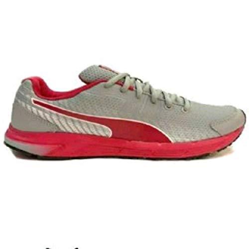 Running Mujer Gris Para Sintético De Zapatillas Puma HfUB88