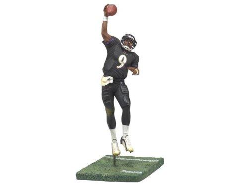 Steve McNair Baltimore Ravens Black Jersey McFarlane NFL Series 16