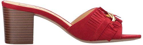 Callisto Womens Sandalo Con Tacco Zinnia Rosso