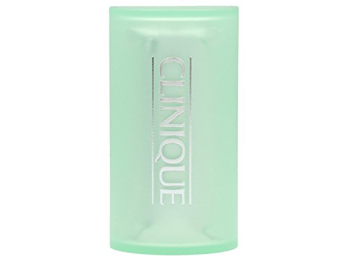 Clinique Facial Soap Extra Mild with Dish for Unisex, Very Dry to Dry, 3.5 Ounce