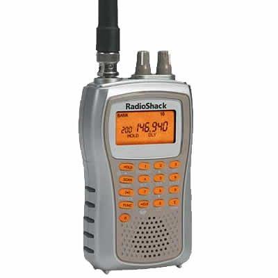amazon com pro 83 200 channel handheld scanner electronics rh amazon com Radio Shack Handheld Scanner Manual Radio Shack Handheld Police Scanners