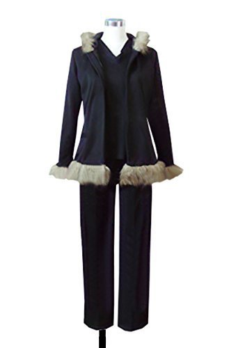 with Durarara Costumes design