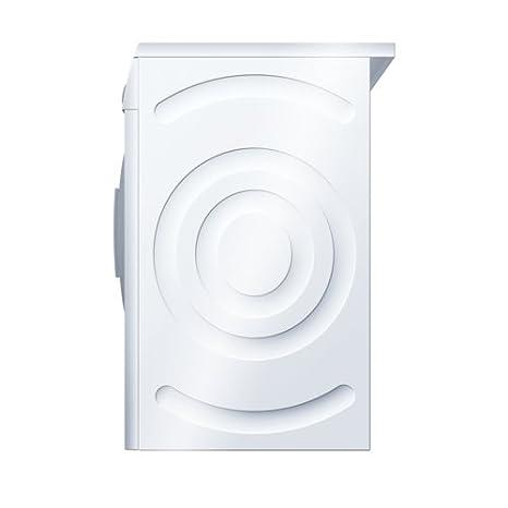 Bosch Serie 6 VarioPerfect - Lavadora (Independiente, Carga frontal, Blanco, Botones, Giratorio, Izquierda, LED)