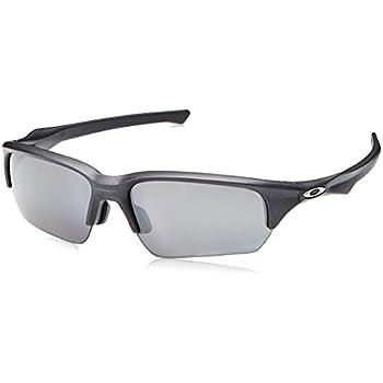 d9395a9ad2e4d spain oakley mens flak beta a polarized iridium rectangular sunglasses  steel 65 mm 32988 5d37f
